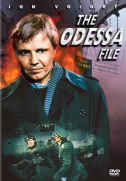 The Odessa file cover image