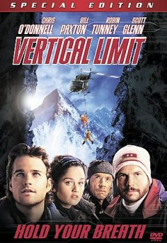 Vertical limit cover image
