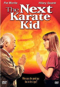The next karate kid cover image