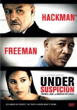 Under suspicion cover image