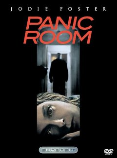 Panic room cover image