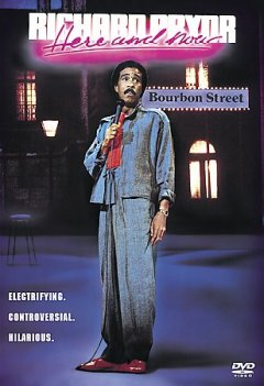 Richard Pryor here and now cover image