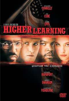 Higher learning cover image