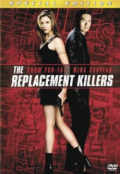 The replacement killers cover image