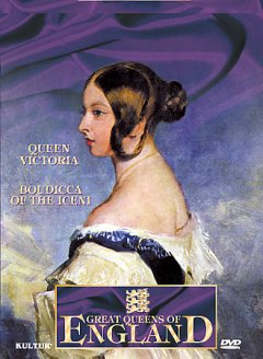 Great queens of England cover image