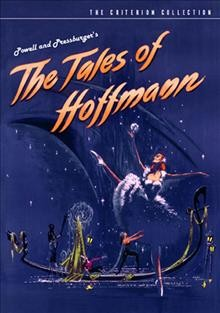 The tales of Hoffmann cover image