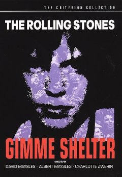 Gimme shelter cover image