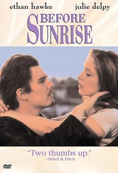 Before sunrise cover image