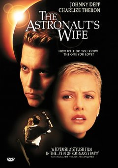 The astronaut's wife cover image