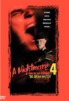 A nightmare on Elm Street. 4, Dream master cover image
