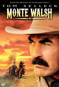 Monte Walsh the last cowboy cover image
