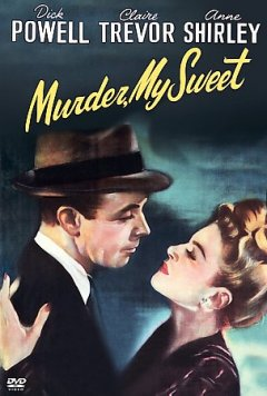 Murder, my sweet cover image