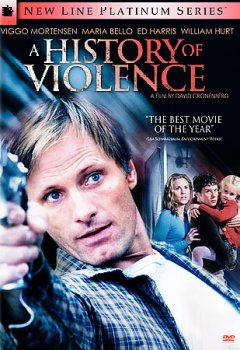 A history of violence cover image
