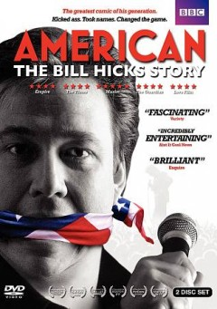 American the Bill Hicks story cover image