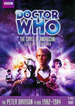 Doctor Who. Story 136, The caves of Androzani cover image