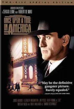 Once upon a time in America cover image