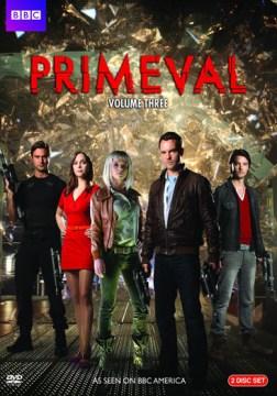 Primeval. Season 4 & 5 cover image
