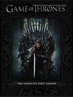 Game of thrones. Season 1 cover image