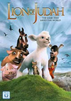 Lion of Judah the lamb that saved the world cover image