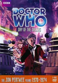 Doctor Who. Story 60, Day of the Daleks cover image