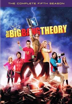 The big bang theory. Season 5 cover image