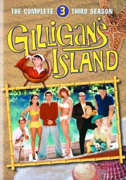 Gilligan's Island. Season 3, the final season cover image