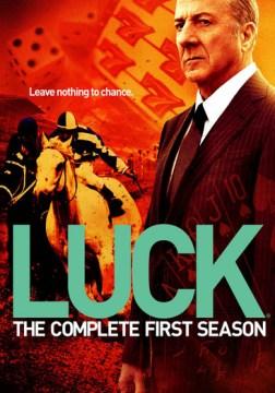 Luck. Season 1 cover image