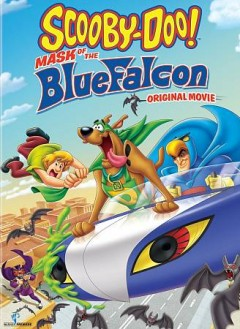 Mask of the Blue Falcon cover image