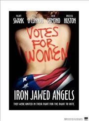 Iron jawed angels cover image