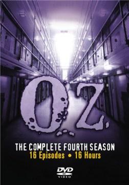 Oz. Season 4 cover image