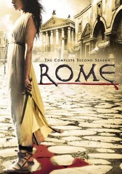 Rome. Season 2 cover image