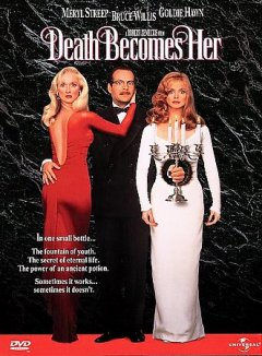 Death becomes her cover image