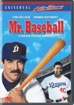 Mr. Baseball cover image