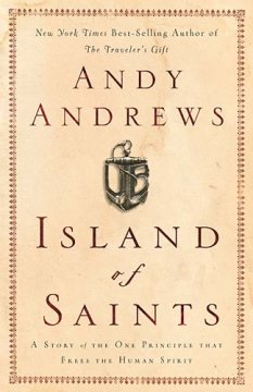 Island of saints : a story of the one principle that frees the human spirit cover image