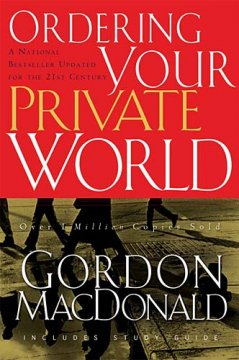 Ordering your private world cover image