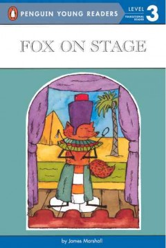 Fox on stage cover image