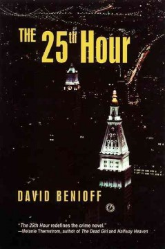 The 25th hour cover image
