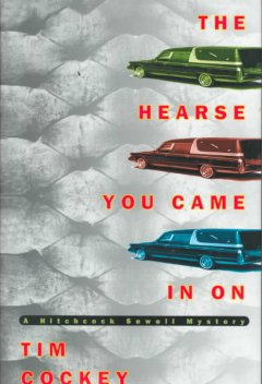 The hearse you came in on cover image
