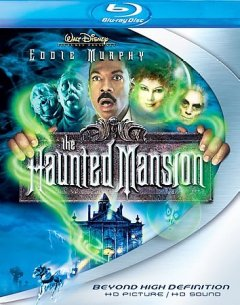 The haunted mansion cover image