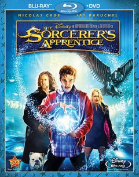 The sorcerer's apprentice cover image