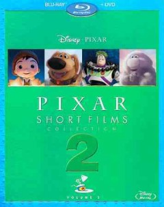 Pixar short films collection. Volume 2 cover image