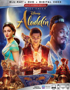 Aladdin [Blu-ray + DVD combo] cover image