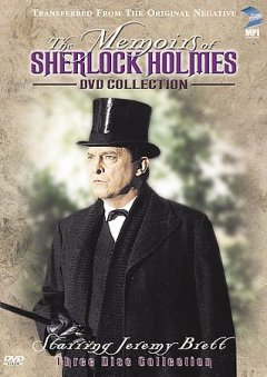 The memoirs of Sherlock Holmes DVD collection cover image