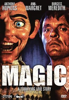 Magic a terrifying love story cover image