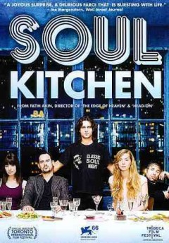 Soul kitchen cover image