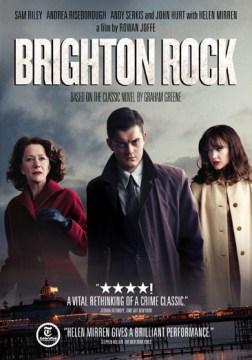Brighton rock cover image