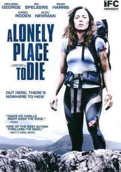 A lonely place to die cover image
