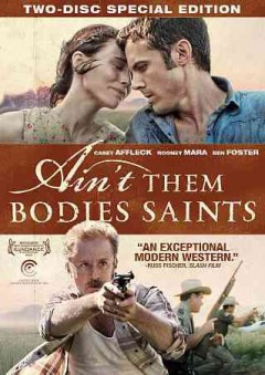 Ain't them bodies saints cover image