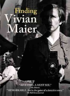 Finding Vivian Maier cover image