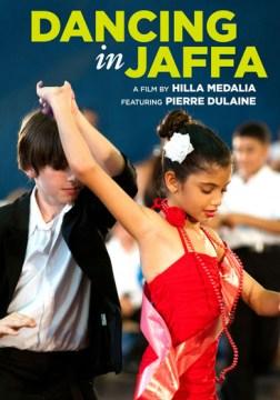 Dancing in Jaffa cover image